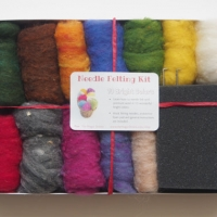 Needle Felting Starter Kit by The Magic Onions