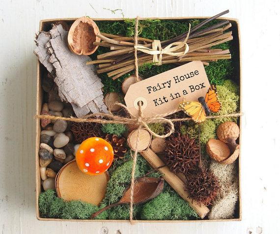 Craft & Fairy Garden Kits