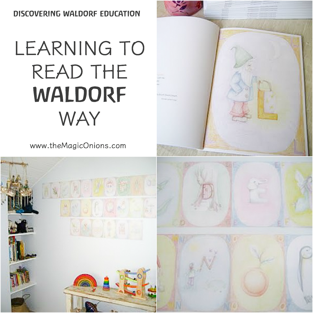 Discovering Waldorf – Learning To Read The Waldorf Way