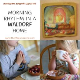 Discovering Waldorf – 'The Morning Rhythm'