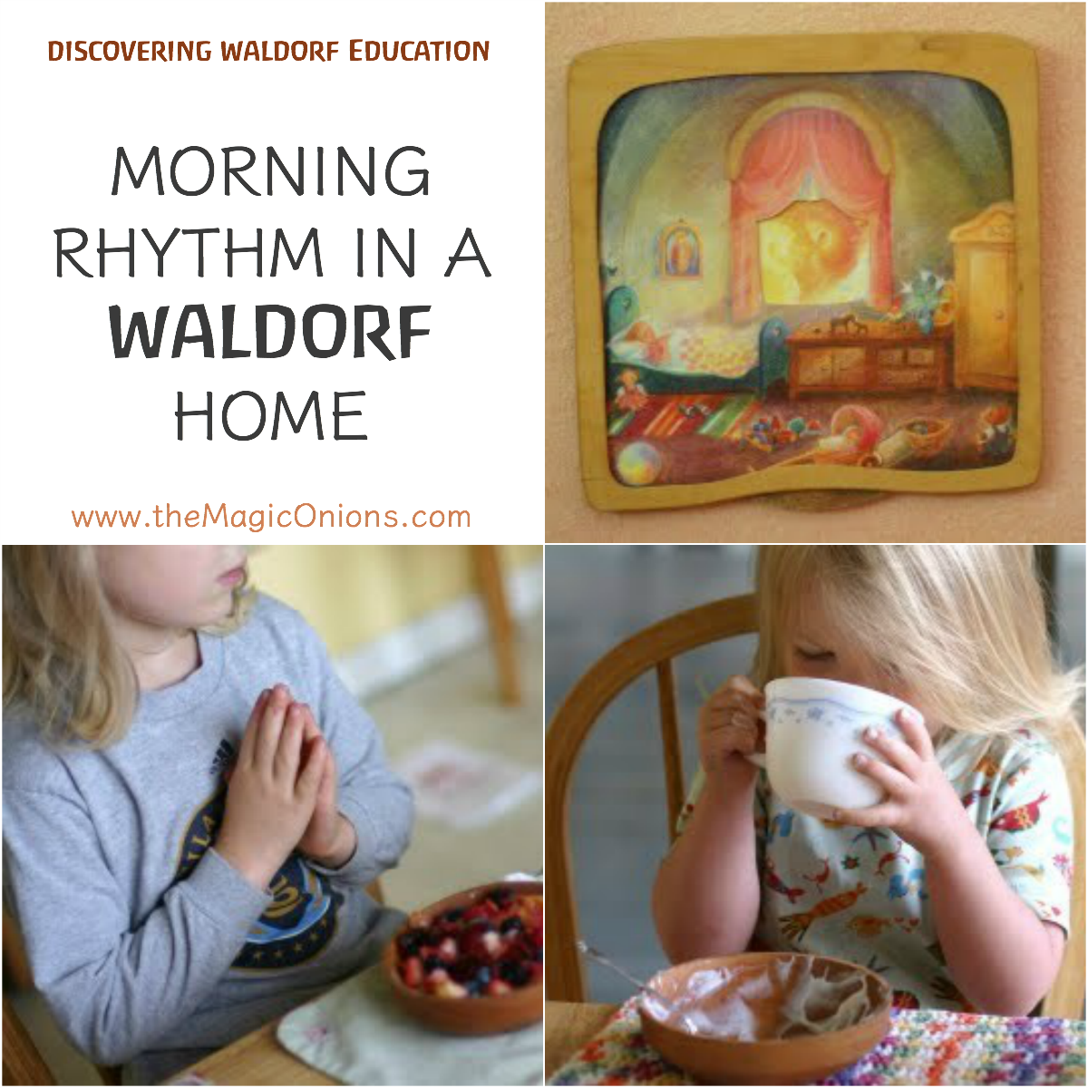 Discovering Waldorf – 'The Morning Rhythm'