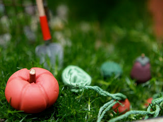 Fairy Garden Fruit and Veggies