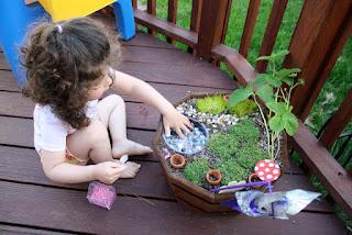 More Fairy Gardens – 2012