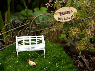 Fairy Garden, how to make a fairy garden