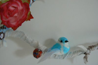 Shabby Chic Bird Moblies.