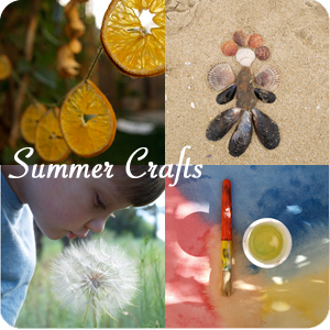 Summer Crafts | The Magic Onions