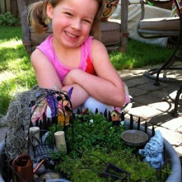 Even More Fairy Gardens – 2012