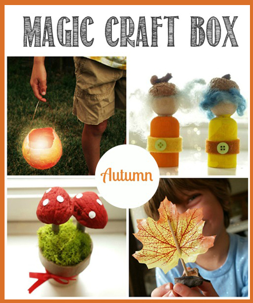 Magic Craft Box : Autumn/Fall : www.theMagicOnions.com