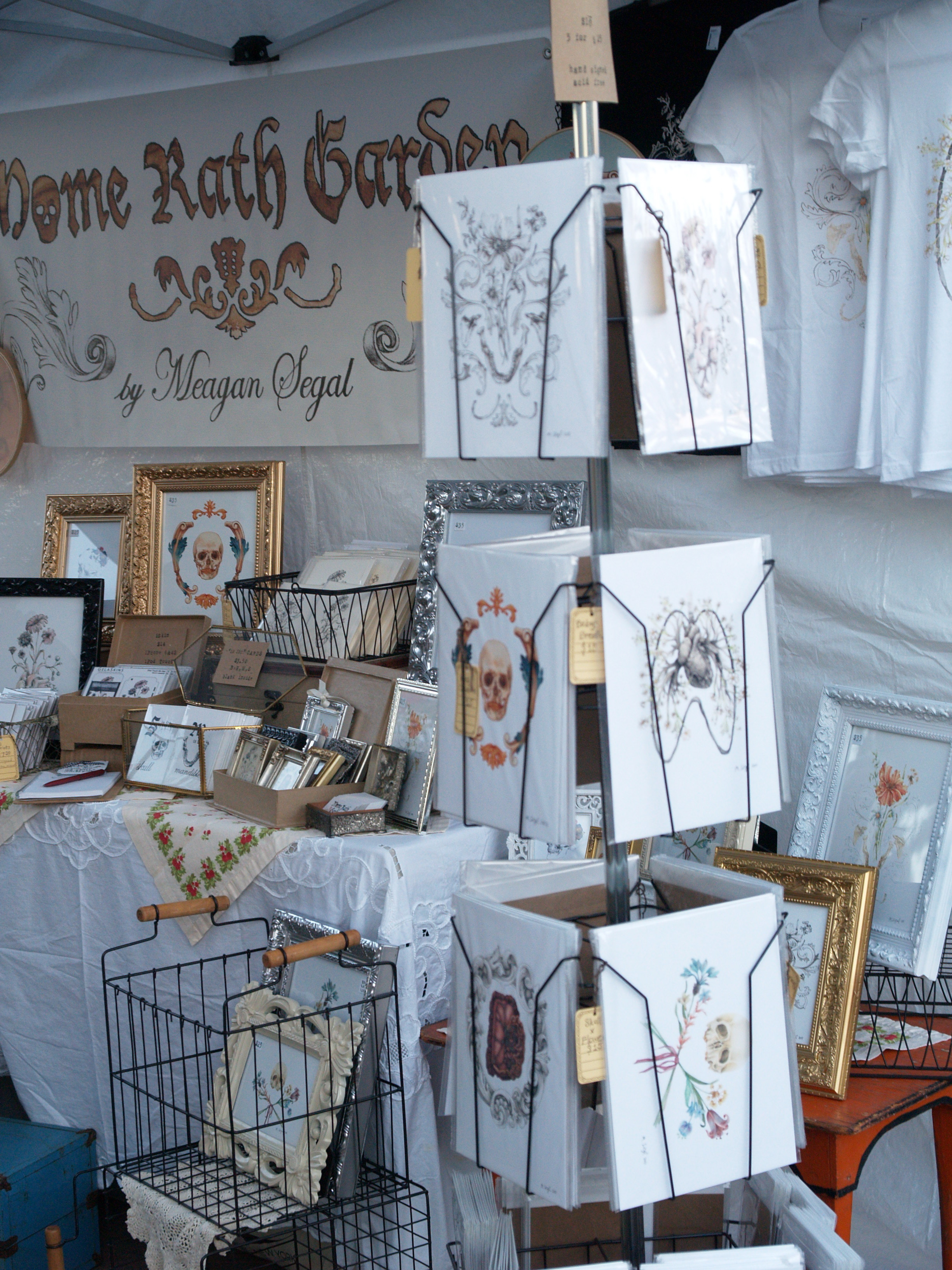 20 Tips For A Spectacular Craft Booth The Magic Onions