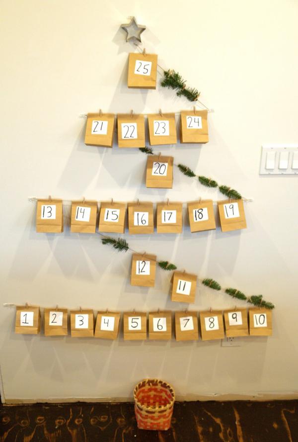 Advent Calendar Diy : Diy advent calendar the magic onions