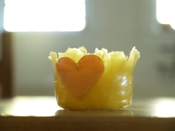 Beeswax Luminary : The Magic Onions