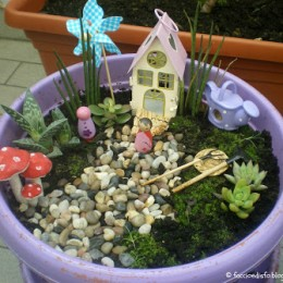 Fairy Garden Feature :: 2013 :: Two