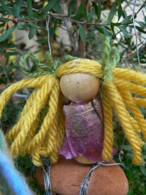 Make Fairies for your Fairy Garden Fairy Gardens 2013 The