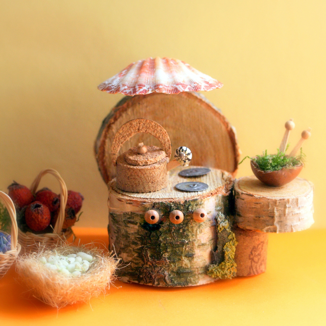 Fairy Gardens :: 2013 :: Fairy Home Decor
