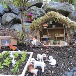 Fairy Garden Feature :: Three : 2013
