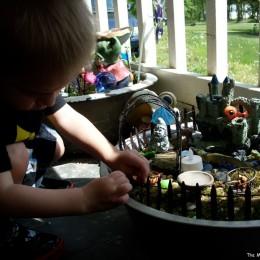 Fairy Garden Feature :: 2013 :: Four