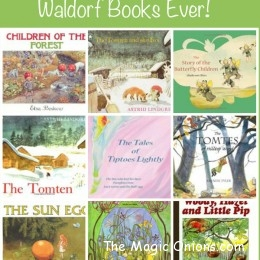 The Magic Of Beautiful Books :: Discovering Waldorf