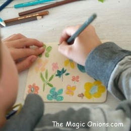 Summer Magic Craft Box… a sneak peek!