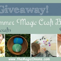 Giveaway – Summer Magic Craft Box!