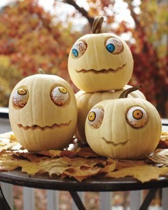 Halloween Pumpkin : www.theMagicOnions.com