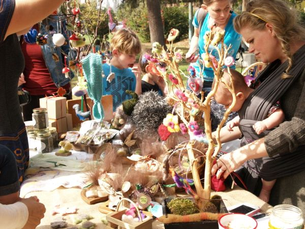 Harvest Faire : Mapel Village Waldorf School