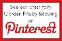 Fairy Garden : www.theMagicOnions.com : Pinterest
