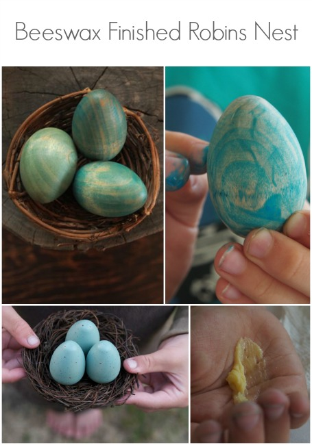 Spring Magic Craft Box : Spring Robins Nest : www.theMagicOnions.com