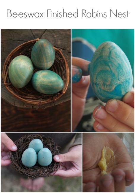 Spring Magic Craft Box : Spring Robins Nest : www.theMagicOnions.com