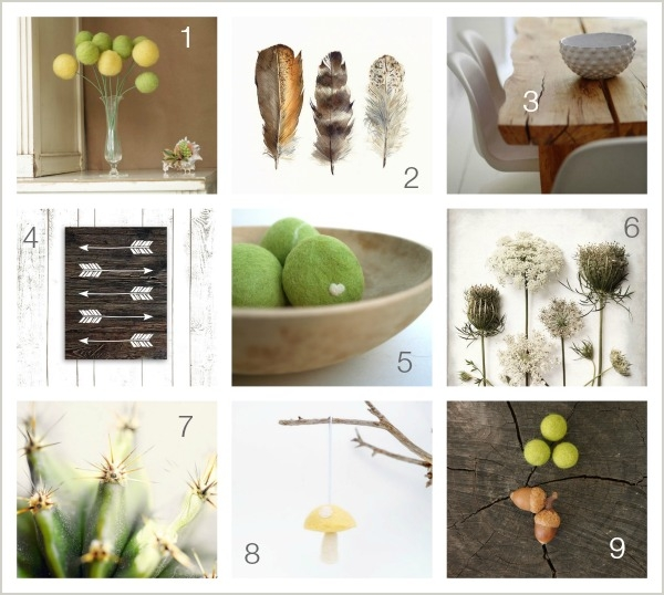 Home Inspiration : Rustic Chic