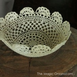 Let's Make Crocheted Bowls