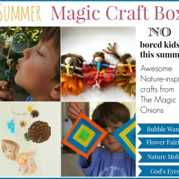 Summer Magic Craft Boxes Available NOW!
