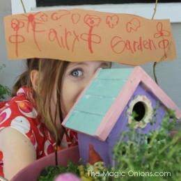Fairy Garden Feature : FOUR