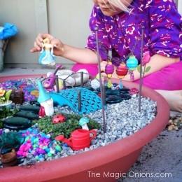 Fairy Garden Feature : SIX