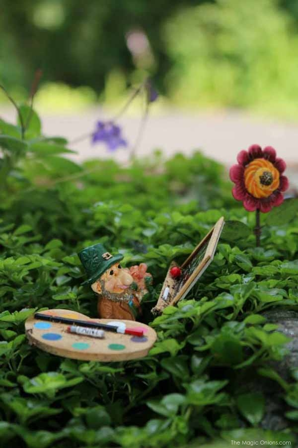 Fairy Garden Feature : ELEVEN