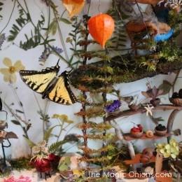 Fairy Garden Feature : NINE