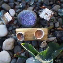 Fairy Garden Feature : TEN – The Frosty Fairy Garden