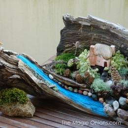 Fairy Gardens still coming in…