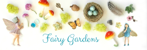 Introducing the BEST Fairy Garden Site!