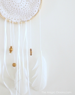 Dream a Dream Catcher – a DIY Tutorial