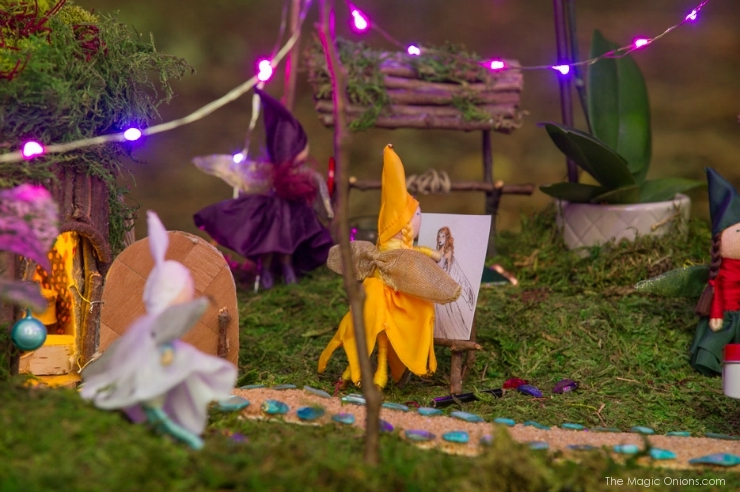 Fairy Garden Feature : Nighttime Delight