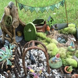 Fairy Garden Contest Winners – 2015!