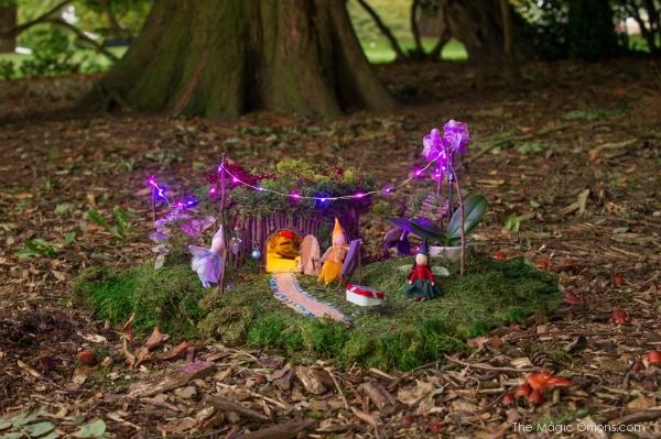 Fairy Garden Contest Winner : www.FairyGardens.com