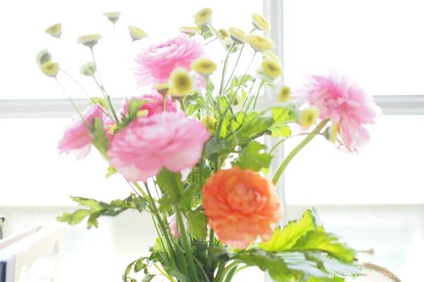 Farmer's Market Flower : www.theMagicOnions.com