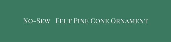 Pine Cone Gnome Christmas Ornament-1