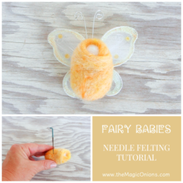 DIY Crafting Video :: Fairy Babies