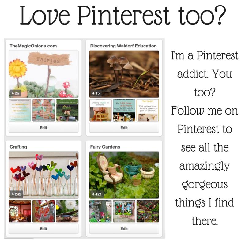 Follow The Magic Onions on Pinterest