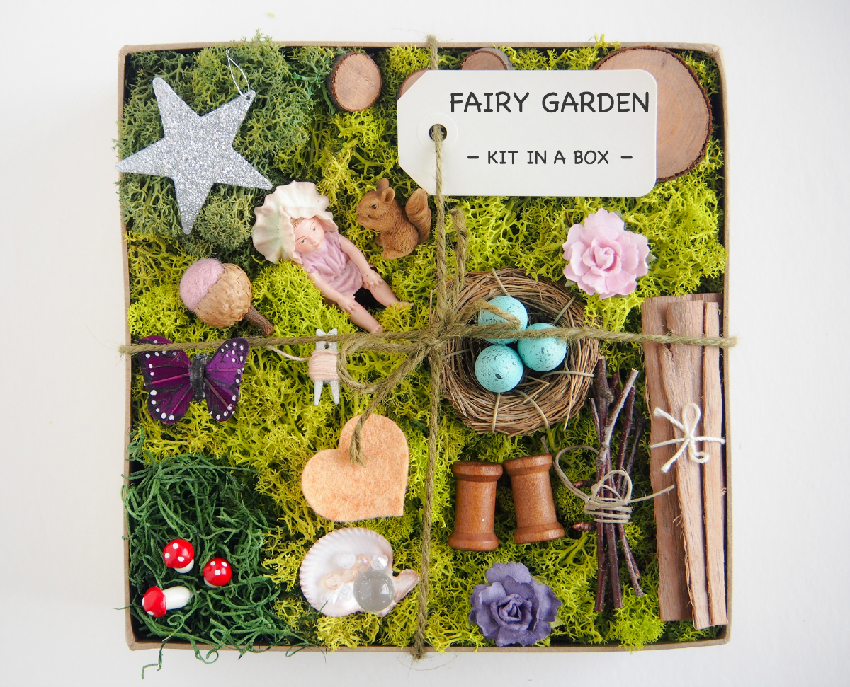 New Fairy Garden Kits The Magic Onions