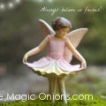 Always believe in Fairies flower fairy photograph on The Magic Onions Blog