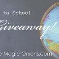 Back To School Giveaway : Imagine Childhood : www.theMagicOnions.com