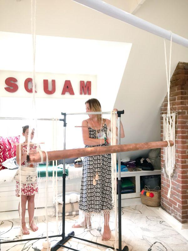 My Magical Macrame Workshop :: Squam
